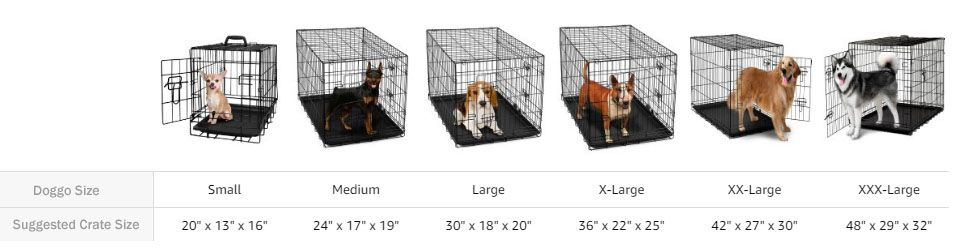 Dog Crate By Breed